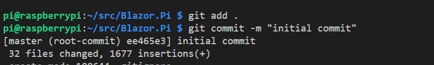 initialCommit